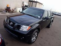 2012 NISSAN FRONTIER SV (SOLD AS IS)