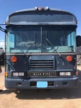 2006 BLUE BIRD BUS