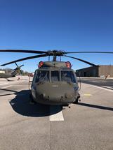 UH-60A BLACK HAWK, S/N:  80-23484