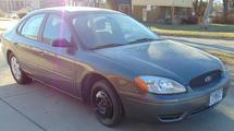 2004 FORD TAURUS SE 4 DOOR SEDAN