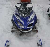 YAMAHA SXV70MH-L SX VIPER MTN SNOWMOBILE