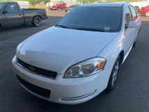 2011 CHEVROLET IMPALA LS--SOLD AS IS