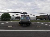 EH-60A BLACK HAWK, S/N:  85-24478