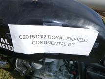 2015 ROYAL ENFIELD GT
