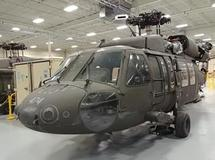 UH-60A BLACK HAWK, S/N:  80-23474
