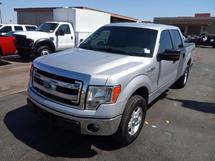 2013 FORD F150 CREWCAB (SOLD AS IS)