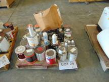 MARINE PAINTS, THINNERS, PRIMER, REDUCER, CATALYST