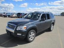 2009 FORD EXPLORER UTILITY TRUCK (SOLD AS IS)