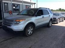 2012 FORD EXPLORER -  VIN A21344