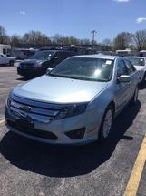 2011 FORD FUSION HYBRID - 4 DOOR