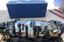 PT6A-67 ENGINE, SN: PCE-105072