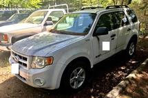 2010 FORD MOTOR CO ESCAPE HEV