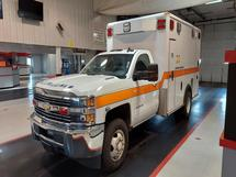 2016 CHEVY C3500AMB - 4WD - STRYKER SYSTEM + COT