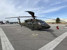 UH-60A BLACK HAWK, S/N:  83-23840