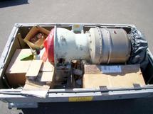 GAS TURBINE-JET ENGINE PARTS, LOT 7