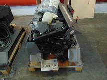 YANMAR DIESEL ENGINE 6 CYC