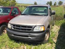 1998 FORD F150