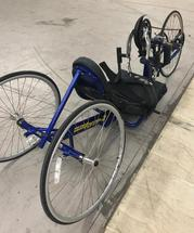 TOP END FORCE 2 HAND HANDCYCLE