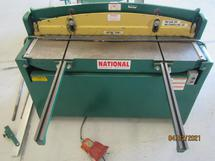 SHEAR, BRAKE, AND ROLL (ARMY LOT 521 AND 522)