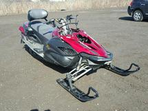 2009 YAMAHA SNOWMOBILE
