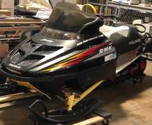 2001 POLARIS INDY 700 RMK 144 SNOWMOBILE