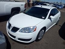 2009 PONTIAC G6 (SOLD AS IS)