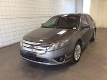 2010 FORD FUSION HYBRID--SOLD AS IS