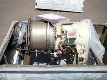 GAS TURBINE-JET ENGINE PARTS, LOT 10