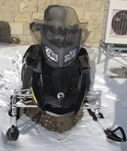 2015 SKI-DOO GRAND TOURING LE 900 SNOWMOBILE