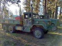 1968 JEEP KAISER M35A2