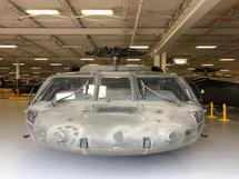 UH-60A BLACK HAWK, S/N:  87-24652