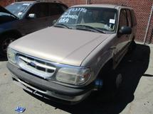 1997 FORD EXPLORER (ABANDONED VEHICLE) SOLD AS IS