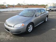 2009 CHEVROLET IMPALA LS (SOLD AS IS)