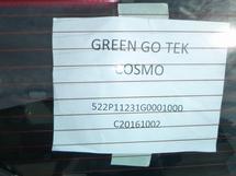 2016 GREEN GO TEK COZMO LSV