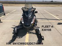 X30105 - POLARIS 800 SWITCHBACK ASSAULT 144