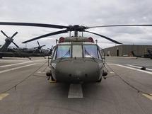 EH-60A BLACK HAWK, S/N:  86-24578
