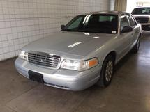 2003 FORD CROWN VICTORIA--SOLD AS IS