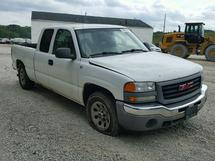 2006 GMC NEW SIERRA