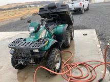 POLARIS SPORTSMAN 6X6 ATV W/DUMPBED