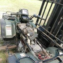 1999 HONDA ATV