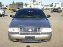 2007 FORD CROWN VICTORIA (SOLD AS IS)