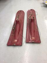 1984 Airglas L3000 Straight Skis
