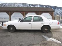 2008 FORD CROWN VICTORIA LE