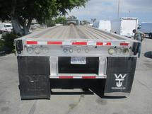 2004 WILSON TRAILER   (SOLD AS IS)