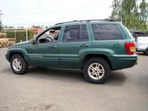 1999 JEEP GRAND CHEROKEE LTD