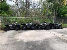 POLARIS ATV (SCRAP VALUE)