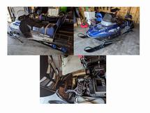 2002 POLARIS SNOWMOBILES