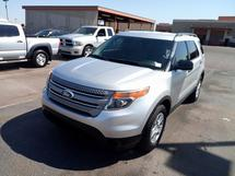 2012 FORD EXPLORER SUV (SOLD AS IS)