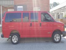 2005 CHEVROLET G2500 VAN