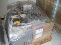 ONE LOT OF AIRCRAFT PARTS